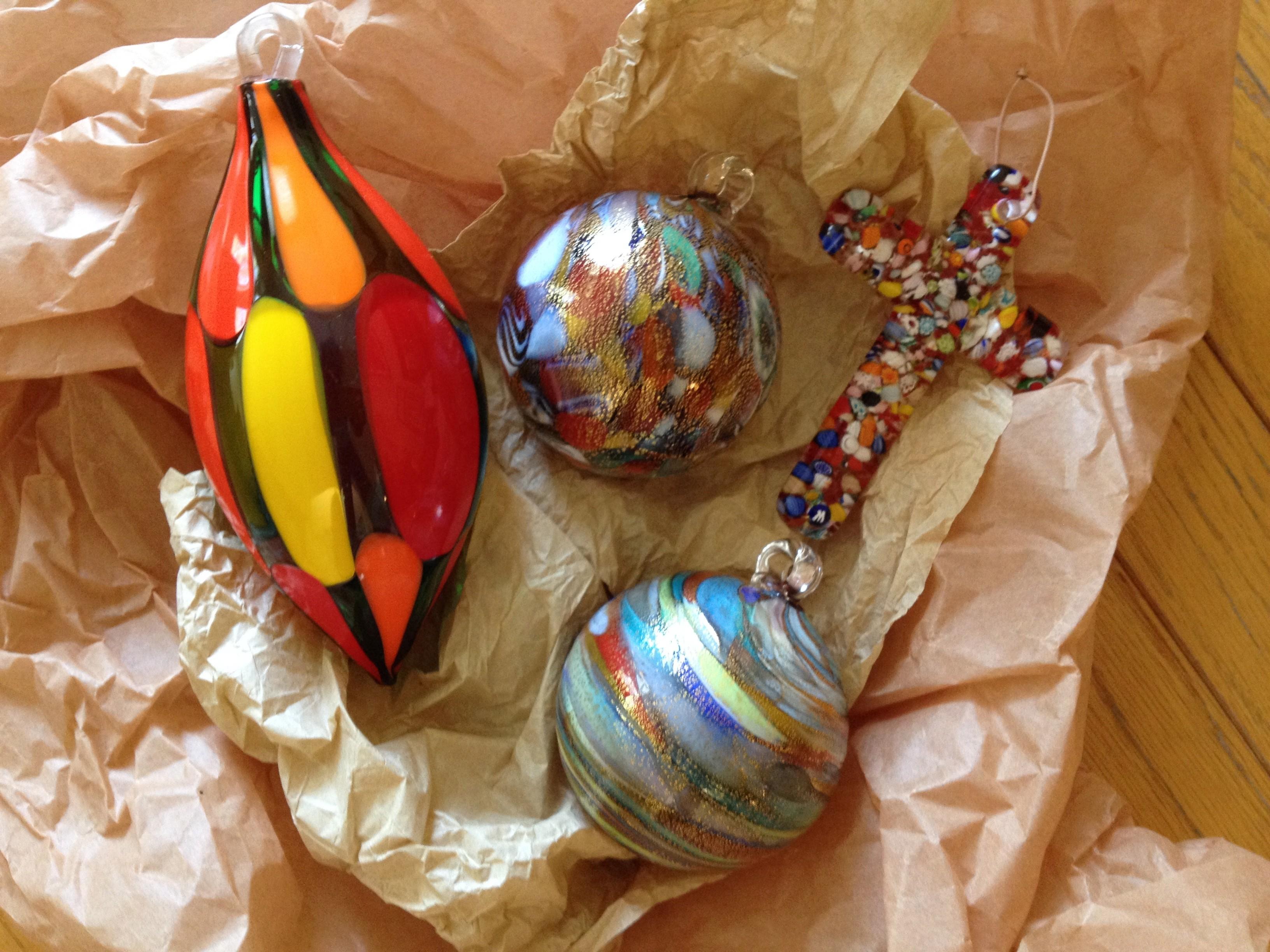 Murano glass ornaments reindeer dreams christmas blog - Murano glass ornaments italy ...